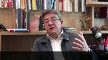 Jean-Luc Mélenchon se plaint des médias et de leur approche «fascisante»