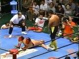 [AJPW] Toshiaki Kawada vs. Shinjiro Ohtani - Triple Crown Championship 09/06/03