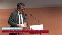 5 - Introduction de Roger-François GAUTHIER, Inspecteur général de l'administration de l'Education nationale et de la Recherche, membre du Conseil supérieur des programmes – Journée sur la prévention des conduites addictives à l'Ecole, 28 juin 2017