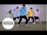 [Koreos] Highlight 하이라이트 - Plz Don't Be Sad 얼굴 찌푸리지 말아요 Dance Cover 댄스커버