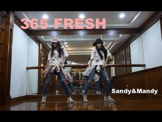Triple H _ 365 FRESH by Sandy&Mandy [ KFunStage SO FRESH live in Malaysia 2017 Dance Cover Contest ]