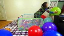 И воздушный шар ванна Цвет Цвет для весело в в в в Узнайте в Кому в Это детей младшего возраста Игрушки путь с