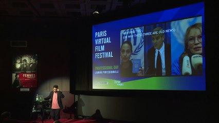 """""""La VR au service des causes sociales"""" par Gabo Arora"""