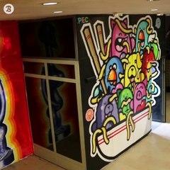 Street Art à cité U