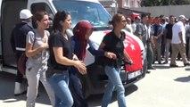 Hatay Polis Noktasına Saldırıda Şehit Olan 2 Polis Memleketlerine Uğurlandı-1