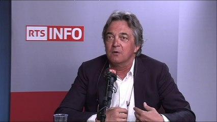 L'invité de la rédaction - Philippe Kenel
