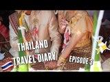 THAILAND TRIP 2017  TRADITIONAL THAI WEDDING & GOING TO BKK | MissElectraheart