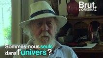 Sommes-nous seuls dans l'univers ? Hubert Reeves répond à Brut