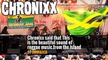 Chronixx Is Taking His Jamaican Reggae Worldwide