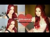 "GIRLS' GENERATION 소녀시대 SEOHYUN 서현 ""LION HEART"" INSPIRED MAKEUP |  MissElectraheart"
