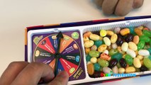 BEAN BOOZLED CHALLENGE! Super Gross and Yucky Jelly Belly Beans Game 4th Edition Ryan Toys