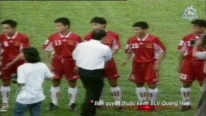 Chung kết Cúp TP HCM 2000: ĐT Việt Nam - Paramatta (Australia)
