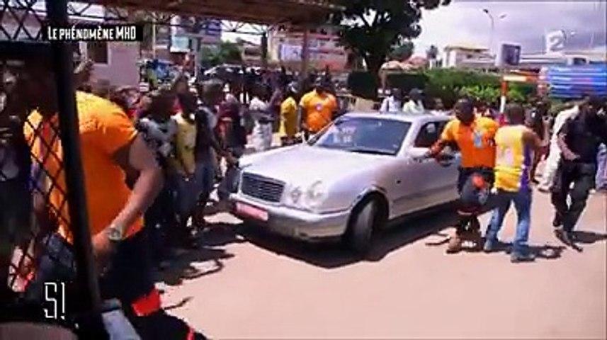 Le retour incroyable de MHD en Guinée