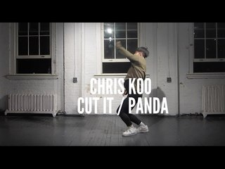 Chris Koo - Cut It/Panda Dance Cover (Beyonce Choreography)