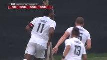 Le coup franc libérateur de Didier Drogba