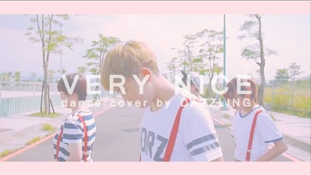 SEVENTEEN(세븐틴) _ VERY NICE(아주 NICE) Dance Cover by DAZZLING from Taiwan