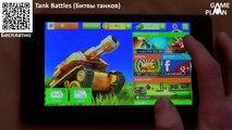 Androide batallas para juego tanque batalla de tanques