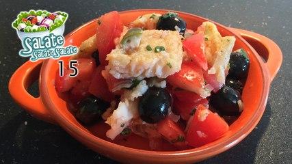 Pangasius-Salat mit Tomaten-Salsa - Salate Salate Salate 15