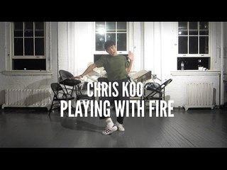 Chris Koo x Black Pink - 불장난 (Playing With Fire) Dance Cover