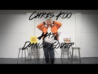 Chris Koo - 싫어 (Hate) Dance Cover