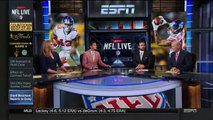 Odell Beckham Jr. Arrives at Giants Facility - NFL Live 2017