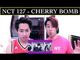 NCT 127 - CHERRY BOMB MV REACTION (TWINS REACT)