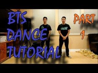 BTS - Danger TUTORIAL Part 1: Intro