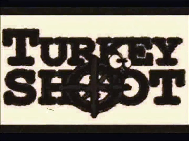 THE TURKEY SHOOT WITH SCOTT ZEE-THE GREAT ALASKAN MYSTERY-CHAPTER10