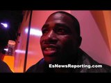 Adrien Broner talks Argenis Mendez Pranks And Says No Beef With Rios EsNews Boxing