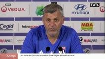 Football: 1er match de préparation pour l'Olympique Lyonnais