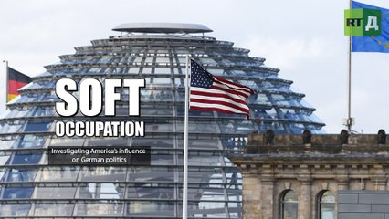 Soft Occupation. Investigating America's influence on German politics (Trailer) Premieres 14/7