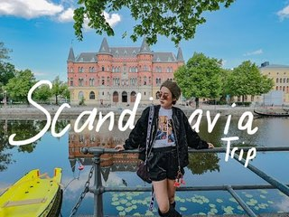 Vlog : Scandinavia Trip 2017
