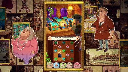 LAYTON'S MYSTERY JOURNEY™  Katrielle and the Millionaires' Conspiracy Trailer