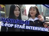 Most Handsome Kpop Star : Korean Street Interview [Korean Bros]
