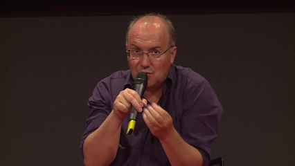 Science fiction and virtual reality - Alain Damasio