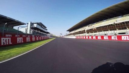 Tour de piste de Louis Bulle - Circuit Le Mans