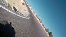 Tour de piste de Louis Bulle - Circuit de Lédenon