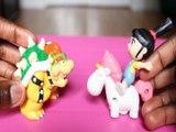 AGNES GRU ISN'T BOSS BABY'S TRUE LOVE DESPICABLE ME 3 DREAMWORKS BOWSER SUPER MARIO Toys Kids Video BLUE SKY KART MINION