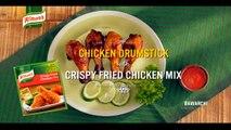 Chicken Drumstick | Chicken Drumstick with Knorr Crispy Fried Chicken