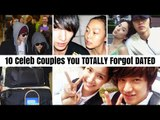 10 Korean Celebrity Couples You Totally Forgot DATED | HOT TOPIC!