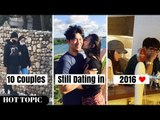 10 Kpop & Korean Celebrity Couples STILL Dating In 2016 | HOT TOPIC!