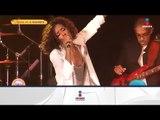 La mexicana que será Whitney Houston en España | Sale el Sol | Imagen Entretenimiento