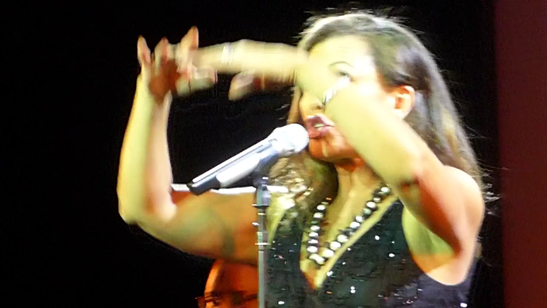 Vanessa Williams Colors of the Wind Live in Rahway, NJ November 25, 2016