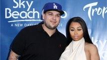 Blac Chyna Arrives in Court, Seeks Restraining Order Against Rob Kardashian