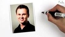 Nimporte quel dessiner de tête Comment humaine à Il tutoriel Angle |