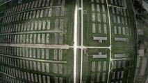 Le camp d'extermination d'Auschwitz vu de Drone : l'immensité de l'horreur