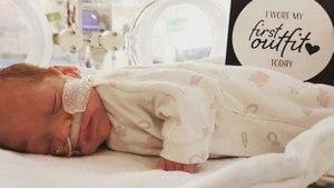Beautiful Cards Celebrate Major Milestones For Preemie Babies