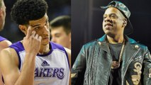 """Lonzo Ball DISSES Jay-Z's 4:44 Album: """"21 Savage is Better"""""""