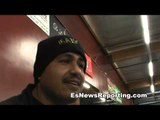 robert garcia on billy dib vs mexican russian and 50 cent - EsNews Boxing