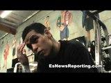 billy dib vs mexican rusian gradovich - EsNews Boxing